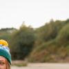 Liadain Aiken Cloud hat in Lambswool