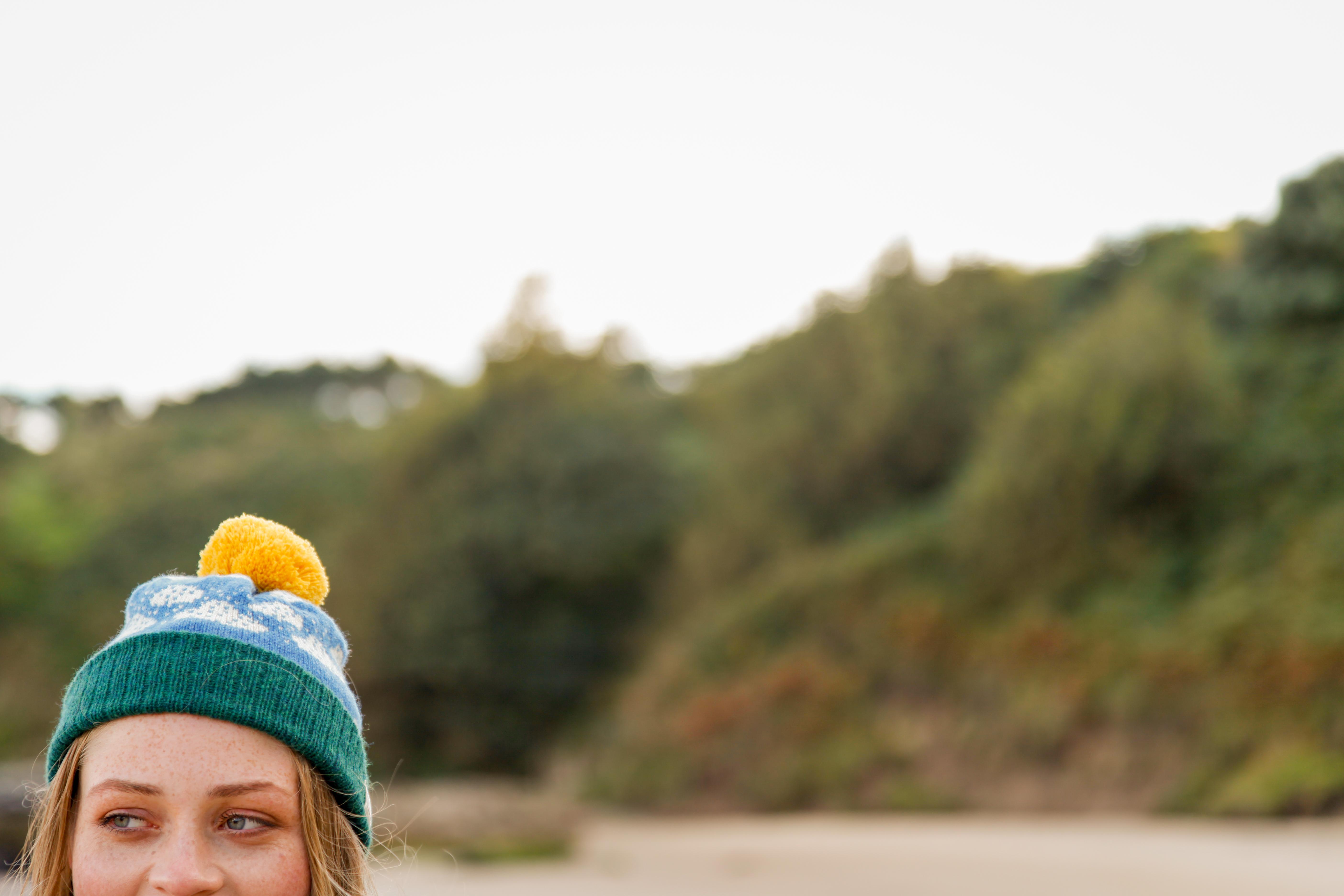 f80eba24 ... Liadain Aiken Cloud hat in Lambswool ...