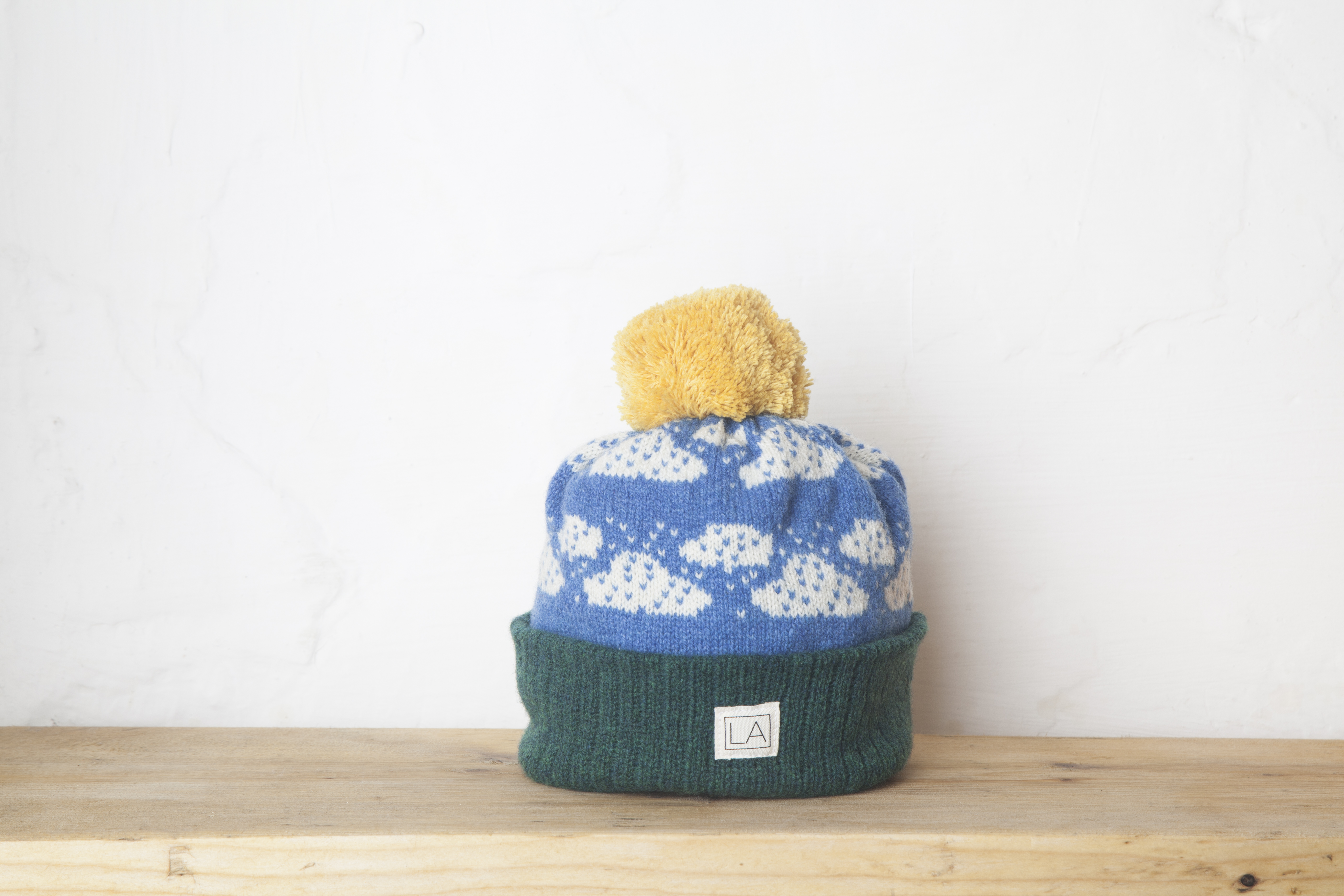 feba57fe7d3 Cloud Knitted Hat