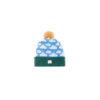 Liadain Aiken Lambswool Classic Cloud Hat