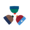 Kids collection baby hats Liadain Aiken