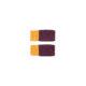 mittens flecked purple mustard bespoke irish design unisex handcrafted