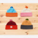 choose your colours kids wool hat