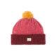 unisex lambswool cosy beanie accesories dark red pink bright yellow ethical irish design handmade