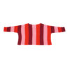 stripey wool ethical slow fashion top