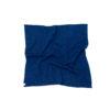 neckerchief blue wool bespoke handmade irish knitwear