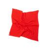 neckerchief orange ethical irish design handmade