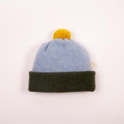 irish made lamsbwool kids hat