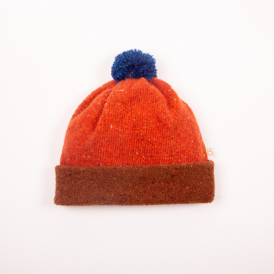 Irish made Merino hat beanie